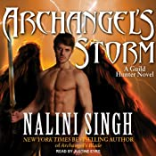 Archangel's Storm: Guild Hunter, Book 5 | Nalini Singh