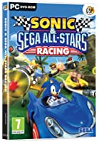Sonic and SEGA All Stars Racing (PC DVD)