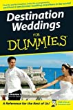 img - for Destination Weddings For Dummies by Breslow Sardone, Susan(September 4, 2007) Paperback book / textbook / text book