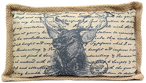 country-style-30cm-x-50cm-beige-printed-animal-design-filled-cushion-with-braided-jute-border-stag-d