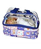 #9: Kuber IndustriesTM Travelling Bag, Multi Purpose Bag, Baby Bag In Imported Material (11*5*9 Inches)