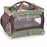 Chicco Lullaby LX Playard, Adventure (Discontinued by Manufacturer) ~ Chicco