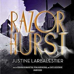 Razorhurst Audiobook