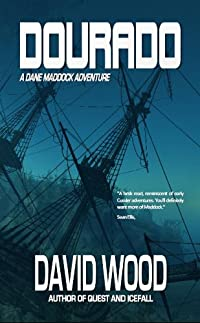 Dourado: A Dane Maddock Adventure by David Wood ebook deal