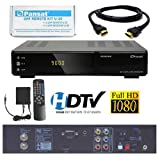 Pansat 9500HDX with U-30 UHF Remote Kit + FREE HDMI CABLE