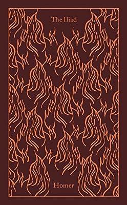 The Iliad (Clothbound Classics)
