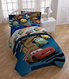 Cars 2 Disney Pixar Cotton Rich Twin Sheet Set