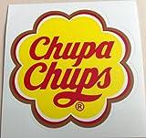 ドレスアップステッカー チュッパチャップス ChupaChups 防水紙シール スーツケース タブレットPCに
