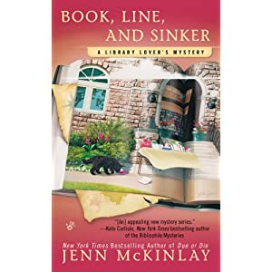 Book, Line, and Sinker (A Library Lover's Mystery)