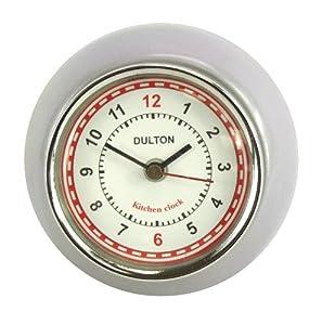fox run brands 42602 kitchen clock small