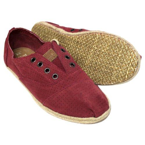 TOMS Women's Cordones Canvas Shoe