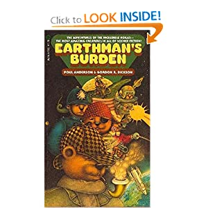 Earthman's Burden by Poul Anderson and Gordon R. Dickson