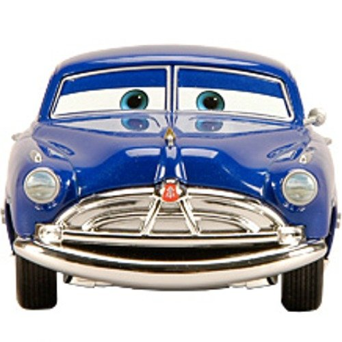 disney pixar cars doc hudson collectible 1 24 die cast car. Black Bedroom Furniture Sets. Home Design Ideas