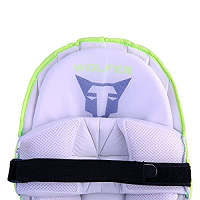 Wolfer BW Colorflash Batting Pads