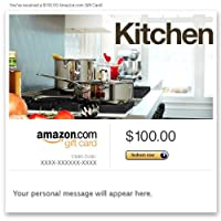 Amazon Gift Card - Email - Amazon Kitchen