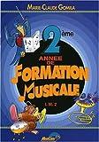 echange, troc Gomila Mc - Deuxième Annee de Formation Musicale Im 2