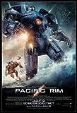 パシフィック・リム ポスターフレームセット Pacific Rim (Go Big Or Go Extinct)(130829)