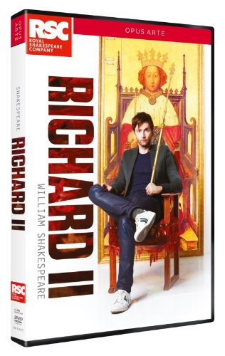 Shakespeare: Richard II [David Tennant] [RSC] [DVD]