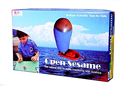 Open sesame educational toys kit do it yourself educational toy open sesame educational toys kit do it yourself educational toy return gift school project fun learning activity kit gift for kids diy solutioingenieria Choice Image