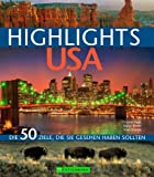 img - for Highlights USA book / textbook / text book