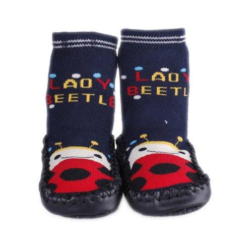 Ladybug Baby Shoes front-645136