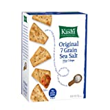 Kashi TLC Pita Crisps, Original Sea Salt, 7.9-Ounce (Pack of 12)