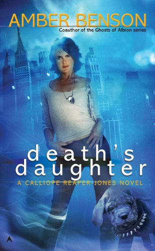 Image of Death's Daughter (A Calliope Reaper-Jones Novel)