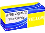 Compatible Yellow Toner Cartridge Set for OKI C310 C310N C310dn C330 C330DN C331 C510 C511 C530 C530DN C531 MC351DN C351 MC352 MC361 MC362 MC561 MC561DN MC562 Laser Printers (1x Yellow - 44469804) **by Printer Ink Cartridges**