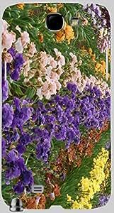 Wonderful multicolor printed protective REBEL mobile back cover for Samsung Galaxy Note II N7100 D.No.N-R-2263-N2