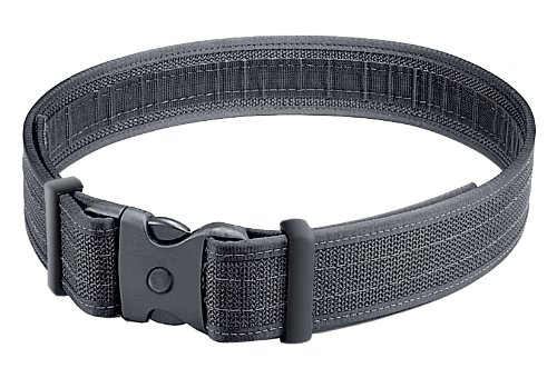 Best Prices! Uncle Mike's Law Enforcement Kodra Nylon Web Ultra Duty Belt with Hook and Loop Lining
