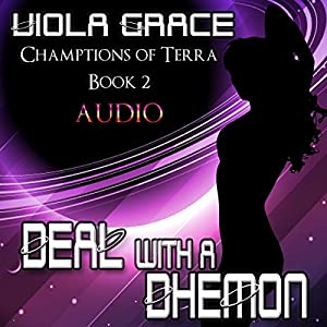 Deal with a Dhemon Audiobook