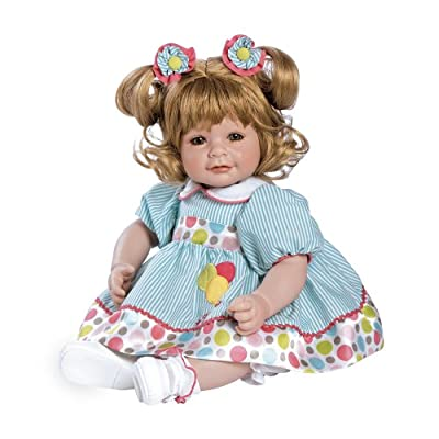 "Adora Up, Up and Away Sandy Blonde with Hazel Eyes 20"" Baby Doll"