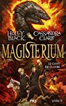 Magisterium, tome 2 : le gant de cuivre par Clare