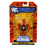 Robot Man Justice League Unlimited Exclusive Action Figure