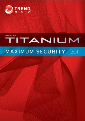 Trend Micro Titanium Maximum Security 2011 -