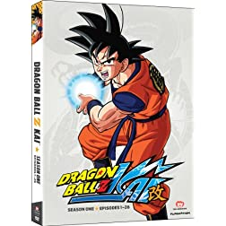 Dragon Ball Z Kai: Season One