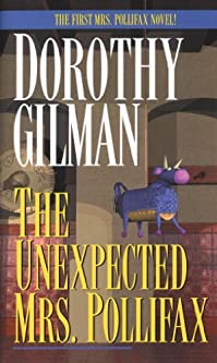 The Unexpected Mrs. Pollifax by Dorothy Gilman ebook deal