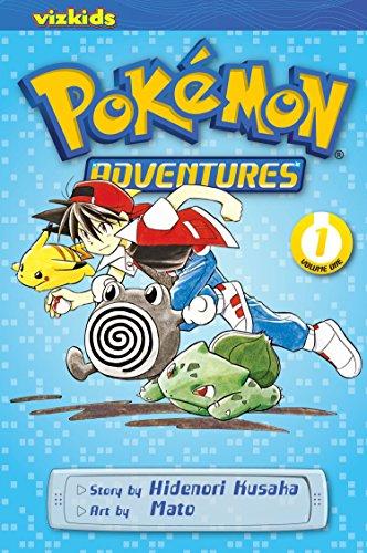 Pokémon Adventures (Pokémon Adventures, #1)