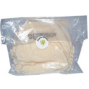 Organic Caboose, Orgánica pañales Aplix Amueblada, Pequeñas 10-20 libras de Organic Caboose