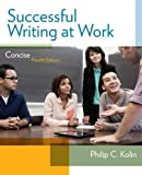 img - for Successful Writing at Work: Concise Edition book / textbook / text book