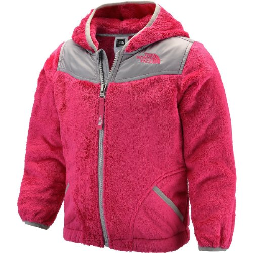 Girls Oso Hoodie (Large, 1D7 Passion Pink) front-625713