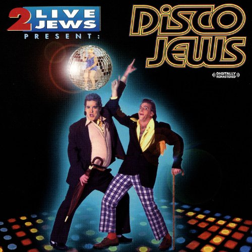Original album cover of Disco Jews (Digitally Remastered) by 2 Live Jews