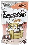 Case of 12 - Whiskas Essential Temptations - Indoor Salmon - 2.1 oz