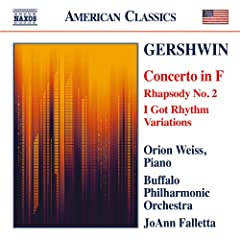 Gershwin: Piano Concerto - Second Rhapsody - I Got Rhythm Variations