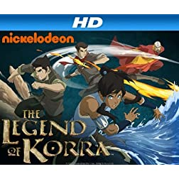 The Legend of Korra Season 1 [HD]