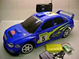 SUBARU IMPREZA WRC REMOTE CONTROL CAR 1/10 FAST SPEED