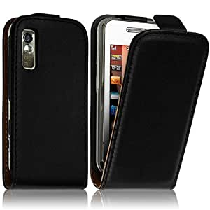 Housse coque etui pour Samsung Player One S5230 couleur noir
