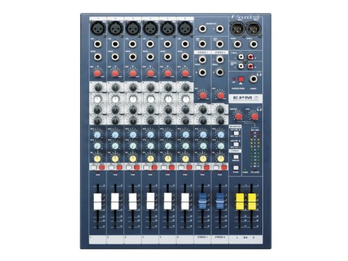 Soundcraft EPM6 6-channel Audio Mixer (Jbl Dj Mixer compare prices)