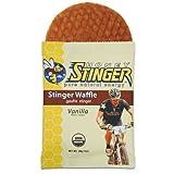 Honey Stinger Stinger Waffle - Vanilla - 16 - 1Oz (30G) Waffles