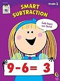 img - for Smart Subtractions Stick Kids Workbook, Grade 1 (Stick Kids Workbooks) book / textbook / text book